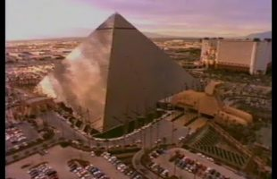 1993 – The Making Of Luxor Las Vegas Documentary