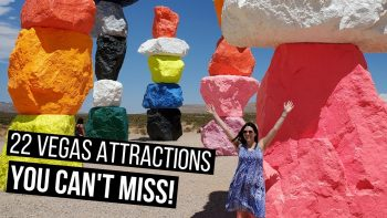 22 Top Las Vegas Attractions You Can't Miss   Best Things to do in Las Vegas