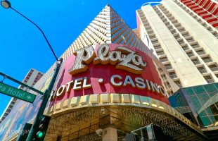 Plaza Hotel and Casino Luxe Room Review 2020